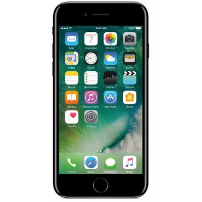Apple iPhone 7 256GB Gitzwart