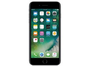 Apple iPhone 7 Plus 256GB Zwart
