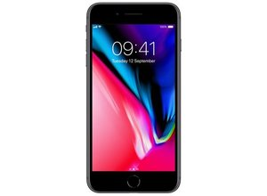 Apple iPhone 8 Plus 64GB Zwart