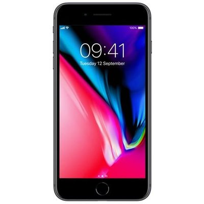 Apple iPhone 8 Plus 256GB Zwart