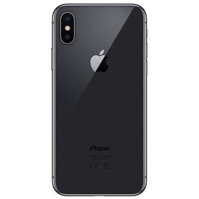 Apple iPhone X 256GB Zwart