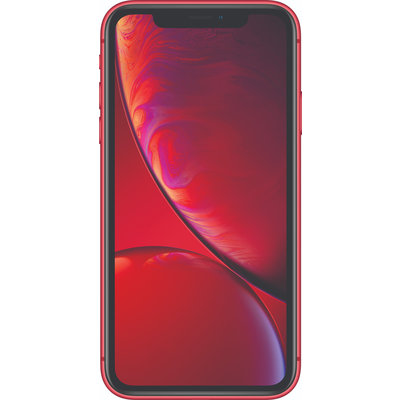 Apple iPhone XR 64GB Rood