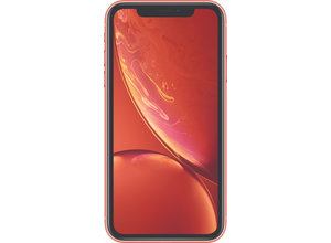 Apple iPhone XR 128GB Koraal