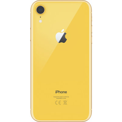 Apple iPhone XR 256GB Geel