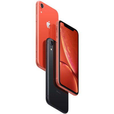 Apple iPhone XR 256GB Koraal