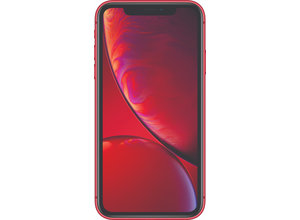 Apple iPhone XR 256GB Rood