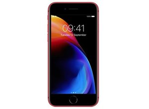 Apple iPhone 8 64GB Rood (No Touch ID)