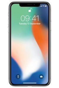 Apple iPhone X 256GB Zilver (No Face ID)