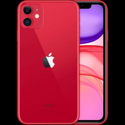 Apple iPhone 11 256GB Rood