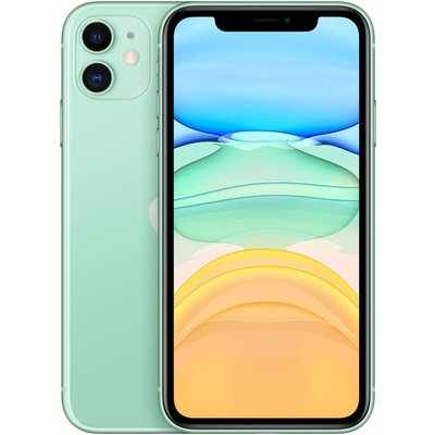 Apple iPhone 11 256GB Groen