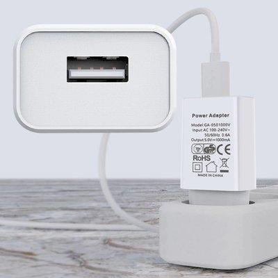 Gecertificeerde USB lader