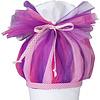 crêpes suzette Tüll für Schultüte, Stoffschultüte Tüll, Farbe: pink, rosa, lila