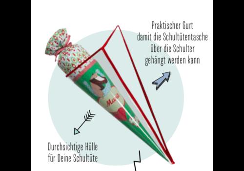 crêpes suzette Stoffschultüten - Tasche
