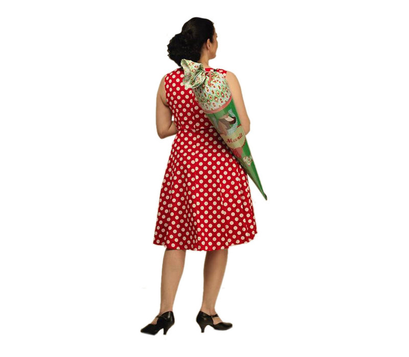 Stoffschultüten - Tasche zum Tragen der Schultüte in der Elternpause