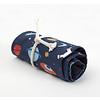 crêpes suzette Rollmäppchen für Jaxon Ölkreide passend zur Schultüte