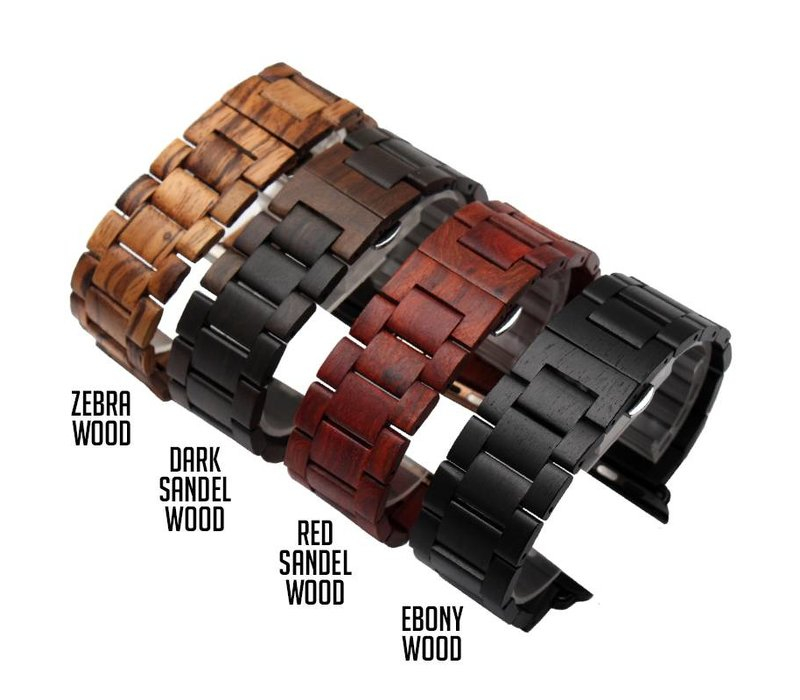 Holz Apple Watch band