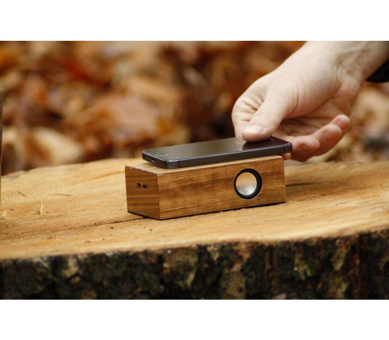 BeatBlok Wooden Speaker (Bamboo)