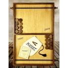 Lumbr Pucket | Geschicklichkeitsspiel aus Luxus Holz