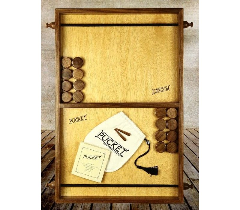 Pucket | Houten bordspel