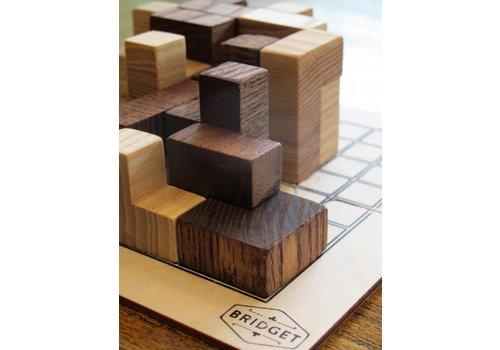 Lumbr Bridget | Houten bordspel