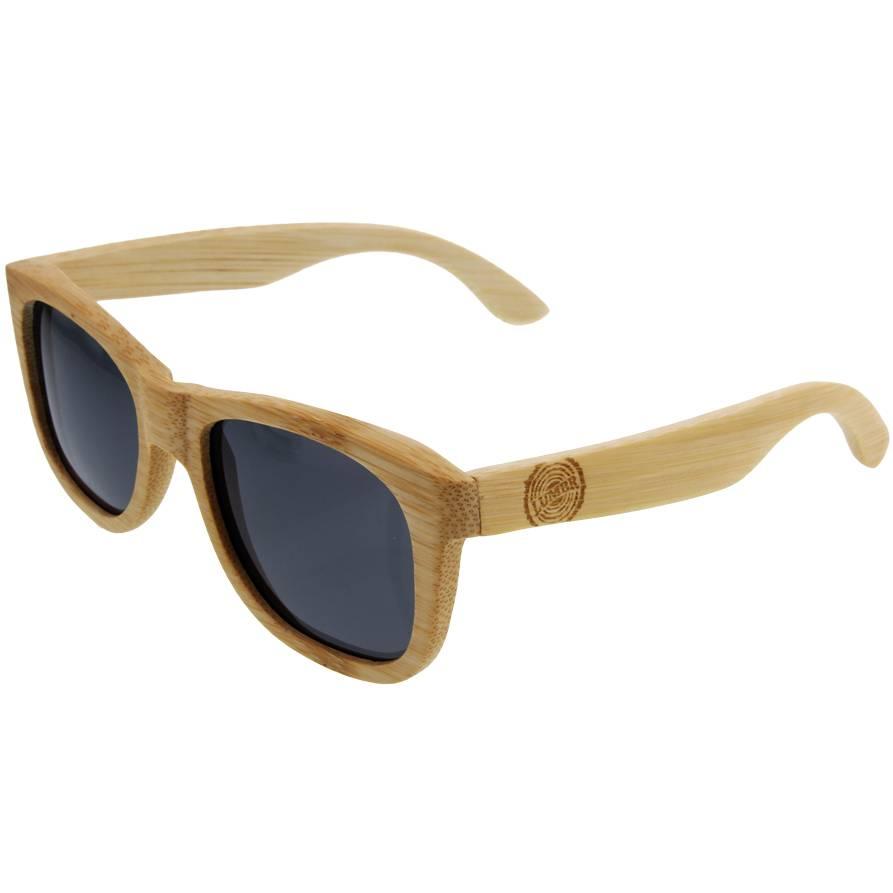 72425470f2182 Lumbr Sunglasses Shine Bamboo - Lumbr Wooden Products