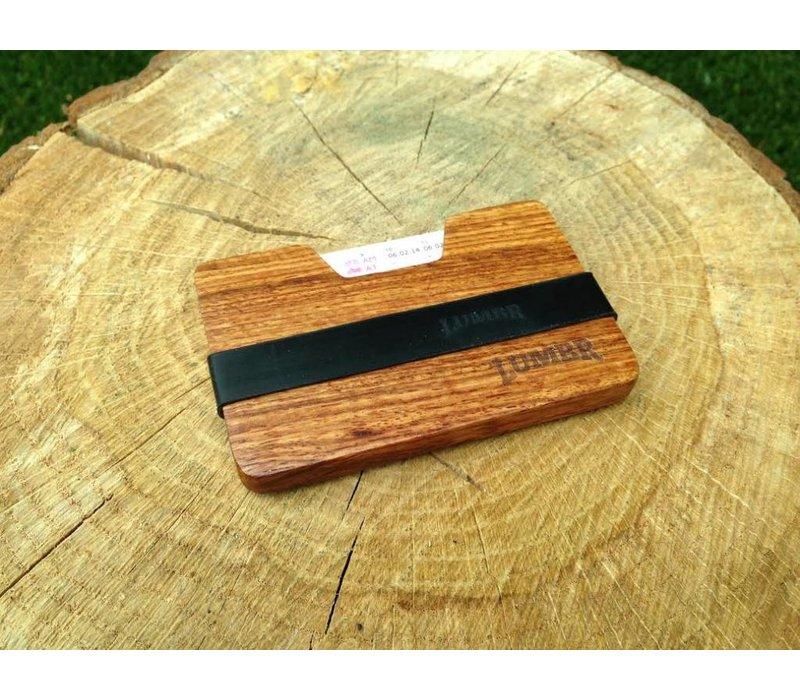 Wooden Wallet BØRS (Walnut)