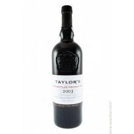 2003 Taylor's Vintage