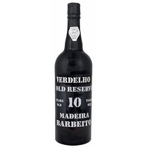 Barbeito Madeira Verdelho 10 Years Old