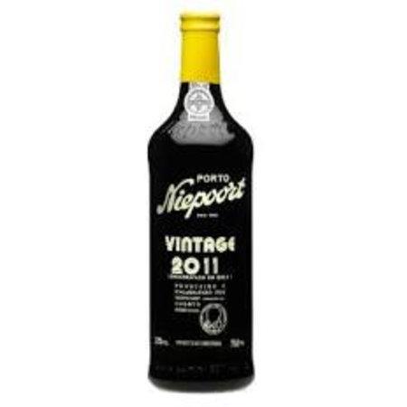 2011 Niepoort Vintage Port 0.375 ltr.