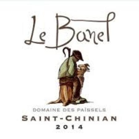 2014 Domaine des Païssels Saint Chinian Le Banel