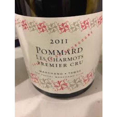 """2011 Marchand Tawse Nuits Saint Georges, Pommard 1er cru """"Les Charmots"""""""