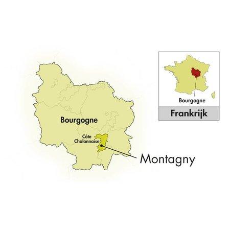Domaine Berthenet Montagny Platières 1er cru 2018