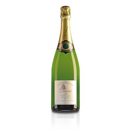 De Sousa & Fils De Sousa Champagne Grand Cru Blanc de Blancs Reserve Brut Magnum