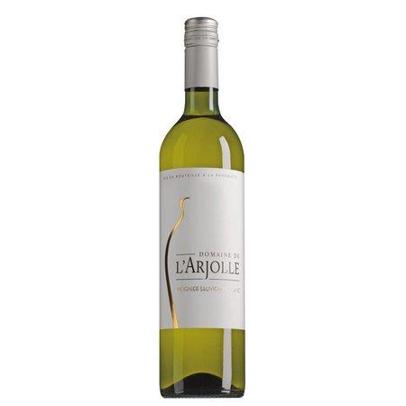 2018 Domaine de l'Arjolle Côtes de Thongue Equilibre Viognier Sauvignon Blanc