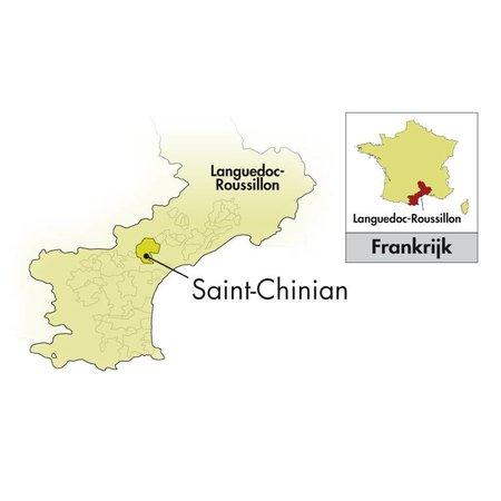 2016 Château Gilbert and Gaillard Saint-Chinian Pour Les Amis
