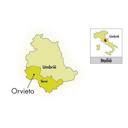 2017 Cantina Cardèto Orvieto Classico Città