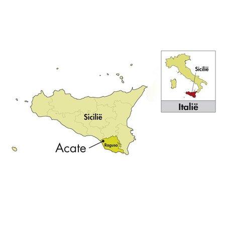 La Natura Sicilia Inzolia white wine 2019
