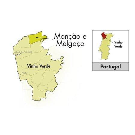 2018 Cazas Novas Vinho Verde Monção und Melgaço Alvarinho
