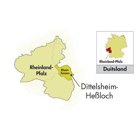 2018 Stefan Winter Rheinhessen Weissburgunder-Chardonnay