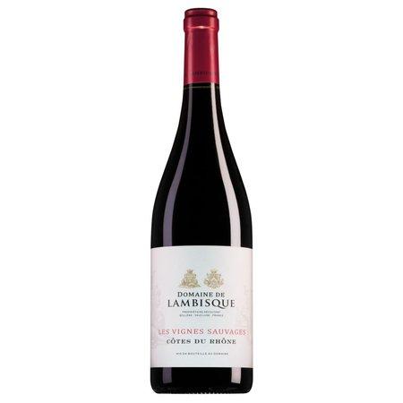 2017 Domaine de Lambisque Côtes du Rhône Les Vignes Sauvages