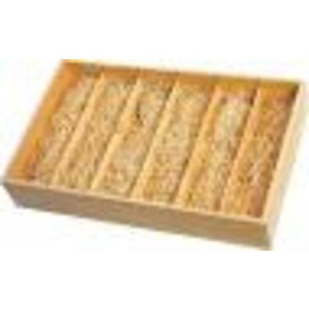Geschenkbox aus Holz 6 Flaschen