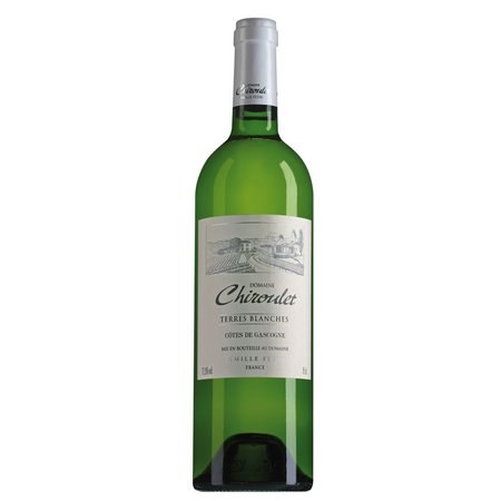 Domaine Chiroulet Gascogne Terres Blanches 2019