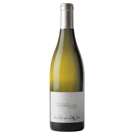 2018 Le Clos du Caillou Côtes du Rhône Le Bouquet des Garrigues white
