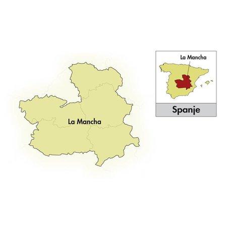 2016 Valviejo Tierra de Castilla Tempranillo