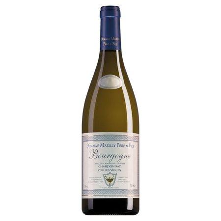 2017 Domaine Mazilly Bourgogne Chardonnay Vieilles Vignes