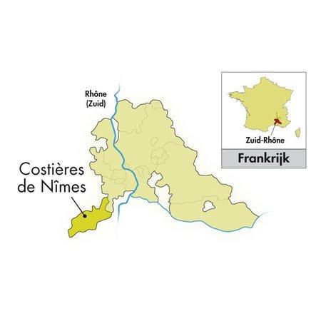 Château Mourgues du Grès Costières de Nîmes Blanc 2020