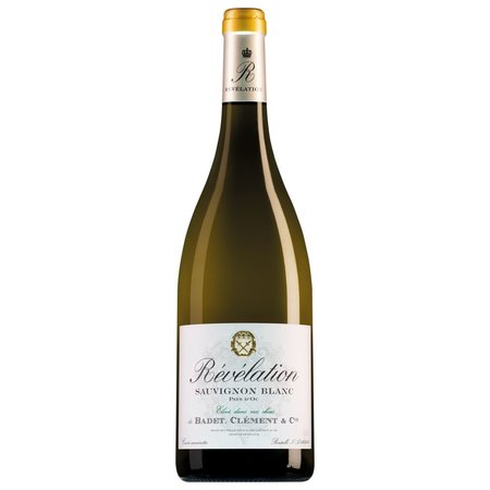 Badet-Clément 2017 Offenbarung Sauvignon Blanc