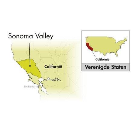 2016 Pedroncelli Sonoma County Freunde Rot