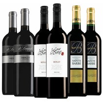 Testpaket Merlot Wines