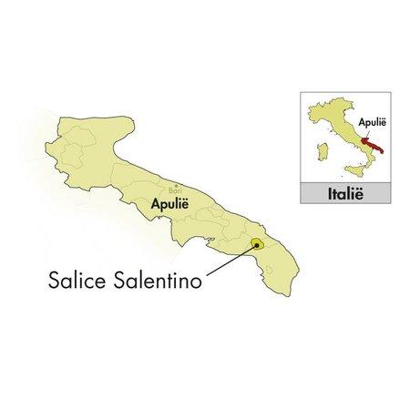Cantine Due Palme 2016 Due Palme Salice Salentino Montecoco